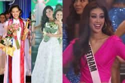 Trước top 21 Miss Universe, Khánh Vân có thành tích gì nổi bật?