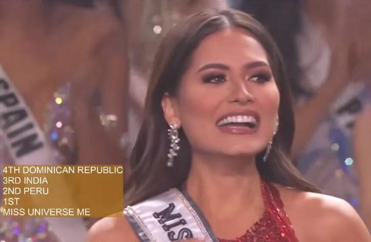 Mexico đăng quang Miss Universe 2020-1