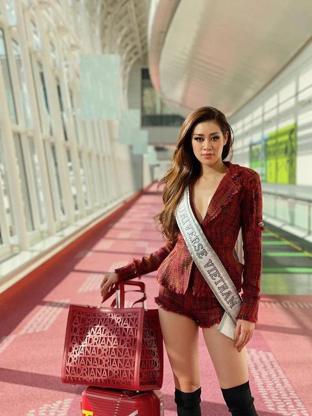 Chiến thuật nào giúp Khánh Vân rực sáng ở Miss Universe 2020?-1