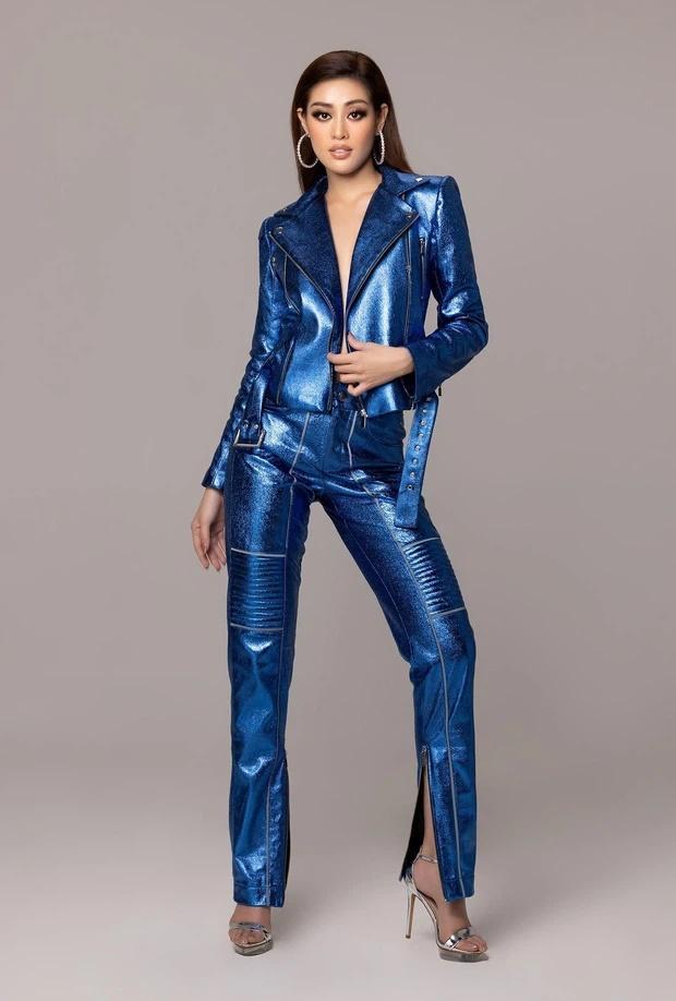 Chiến thuật nào giúp Khánh Vân rực sáng ở Miss Universe 2020?-11