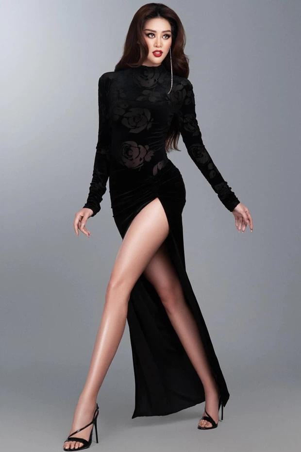 Chiến thuật nào giúp Khánh Vân rực sáng ở Miss Universe 2020?-12