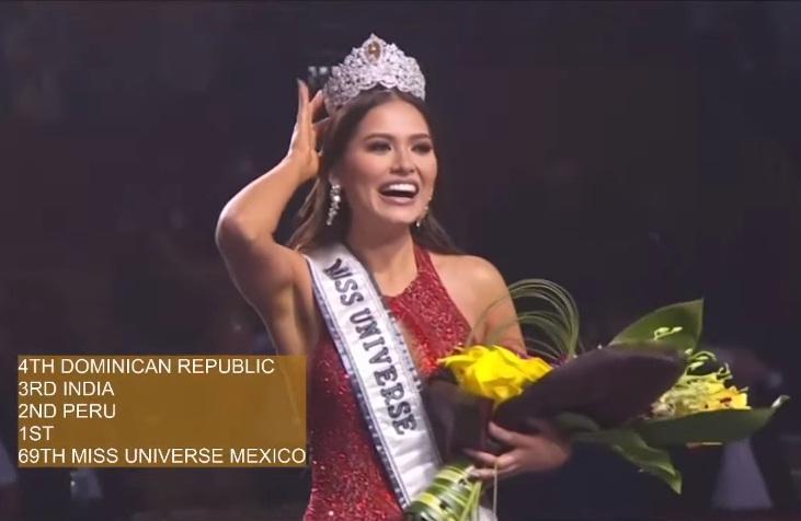 Tân Miss Universe Andrea Meza: Mỹ nhân cằm chẻ, thi đâu thắng đấy-4