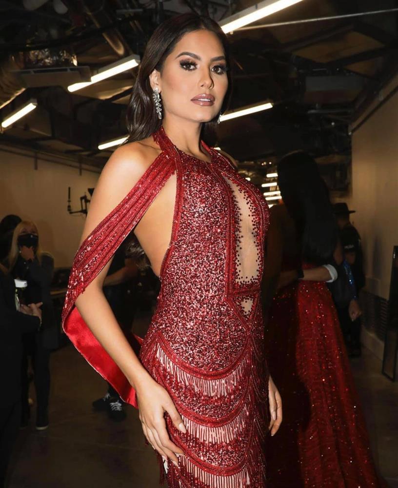 Tân Miss Universe Andrea Meza: Mỹ nhân cằm chẻ, thi đâu thắng đấy-5