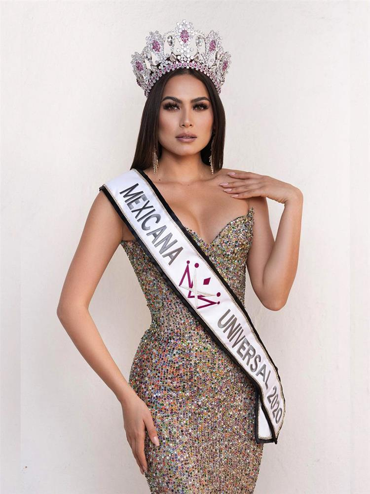 Tân Miss Universe Andrea Meza: Mỹ nhân cằm chẻ, thi đâu thắng đấy-6