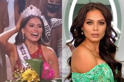 Tân Miss Universe Andrea Meza: Mỹ nhân cằm chẻ, thi đâu thắng đấy