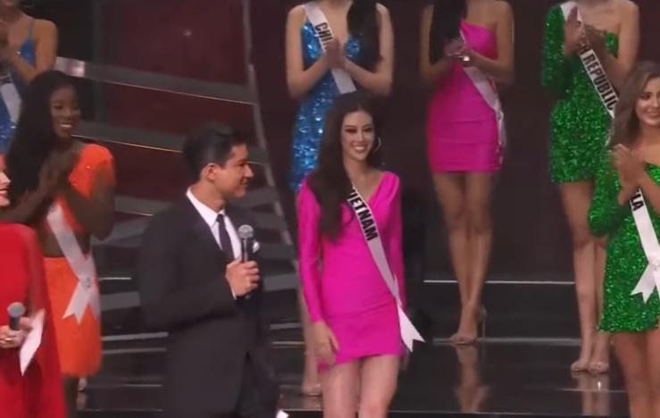 Khánh Vân lập kỷ lục bình chọn trong lịch sử Miss Universe 69 năm-1