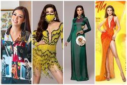 Chiến thuật nào giúp Khánh Vân rực sáng ở Miss Universe 2020?