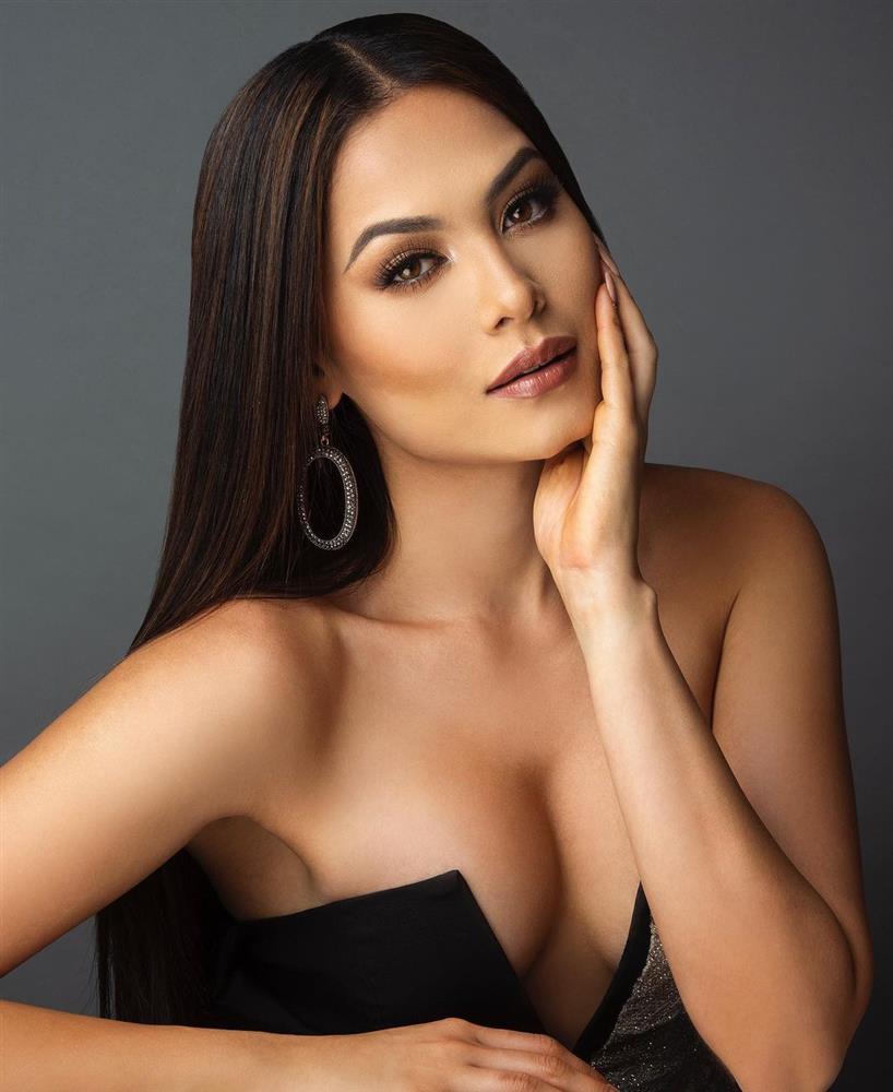Tân Miss Universe Andrea Meza có đúng 7 tháng giữ vương miện-3