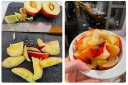 Hari Won trổ tài cắt hoa quả, người thích ăn cũng hết vía vì không thể đoán nổi cái gì!