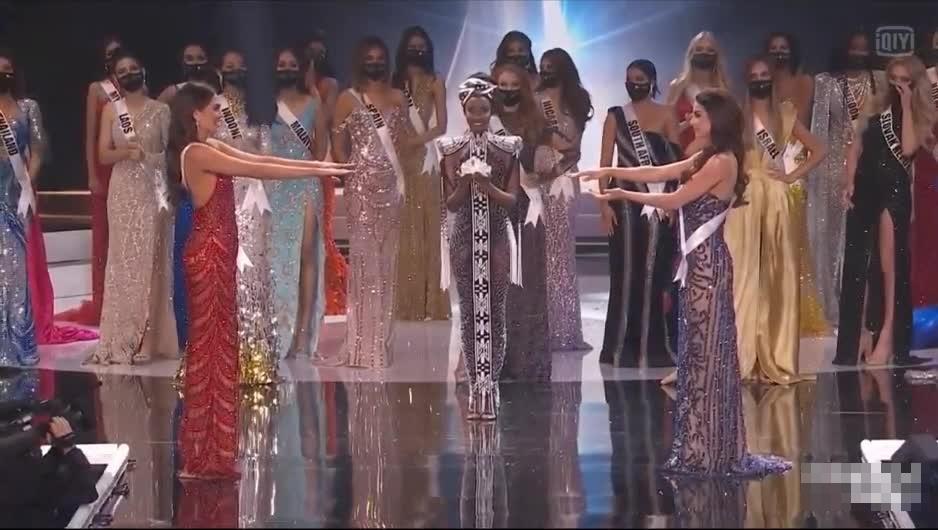 Chung kết Miss Universe 2020 bị chê làm lố giây phút đăng quang-1