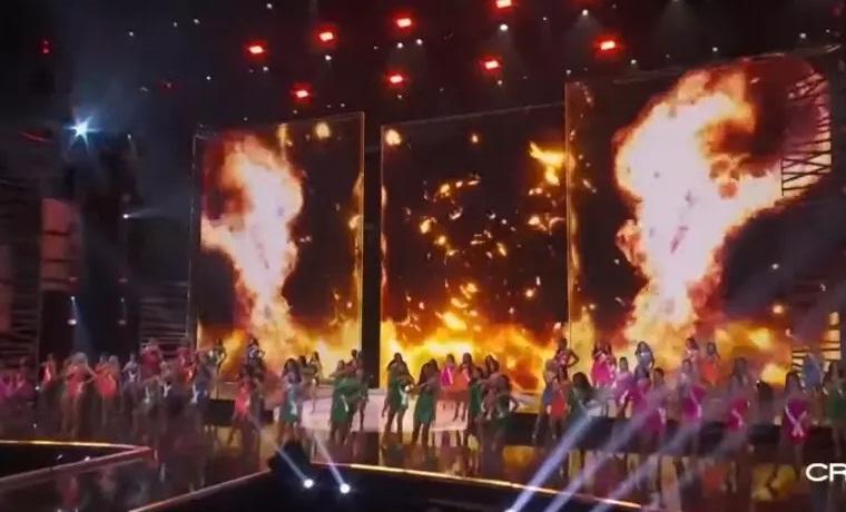 Chung kết Miss Universe 2020 bị chê làm lố giây phút đăng quang-5