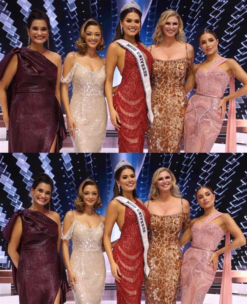 Biểu cảm hiểu chết liền của mỹ nhân dẫn chung kết Miss Universe 2020-8