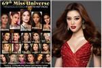 Khoảnh khắc cuối Khánh Vân zẩy đầm cùng hội chị em Miss Universe 2020-2