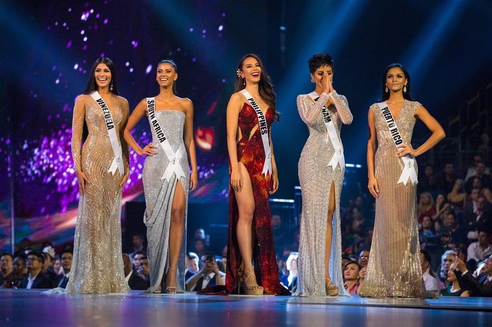 4 mỹ nhân Việt lập thành tích tại Miss Universe: HHen Niê vẫn trên đỉnh cao-6