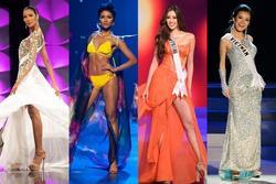 4 mỹ nhân Việt lập thành tích tại Miss Universe: H'Hen Niê vẫn trên đỉnh cao