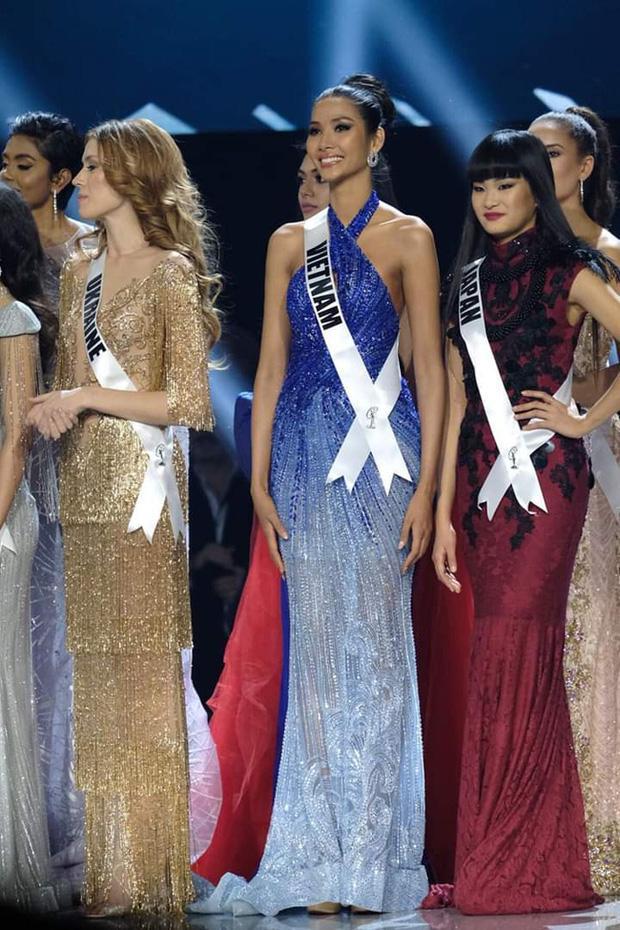 7 chiếc váy đẹp nhất Miss Universe của mỹ nhân Việt: Ai là người nổi nhất?-1