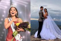 NÓNG: Tân hoa hậu Andrea Meza lộ ảnh cưới, vì sao lại thế Miss Universe?