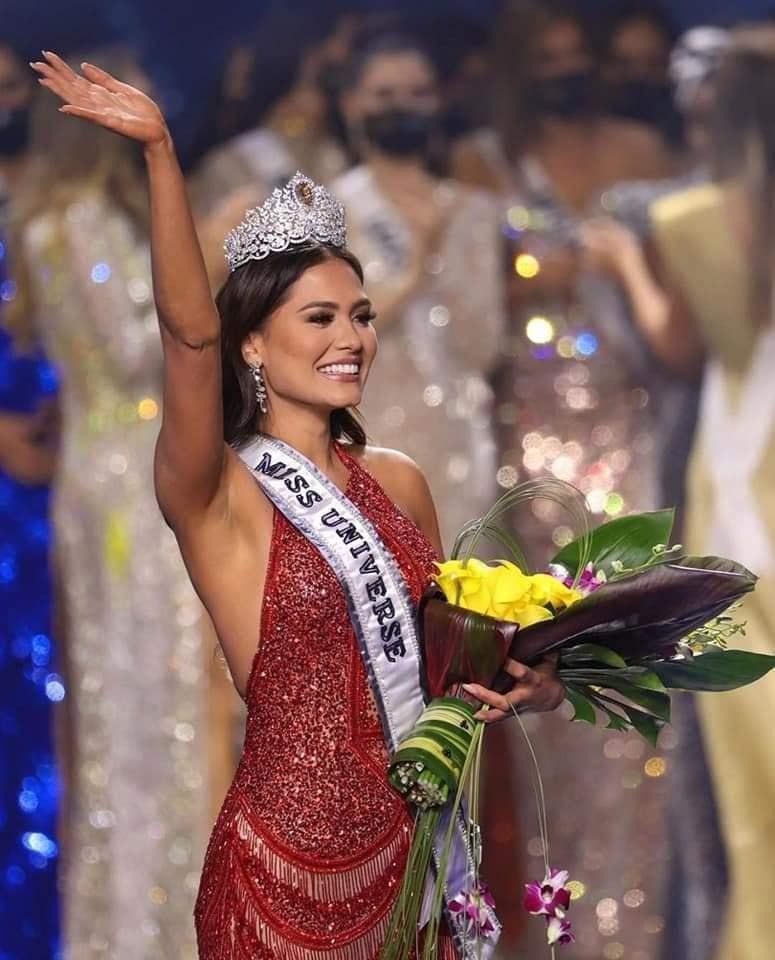 NÓNG: Tân hoa hậu Andrea Meza lộ ảnh cưới, vì sao lại thế Miss Universe?-2