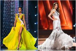 7 chiếc váy đẹp nhất Miss Universe của mỹ nhân Việt: Ai là người nổi nhất?
