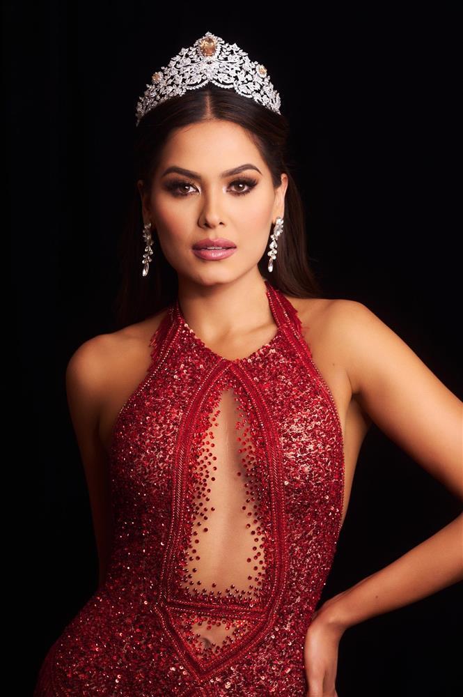 NÓNG: Tân hoa hậu Andrea Meza lộ ảnh cưới, vì sao lại thế Miss Universe?-6
