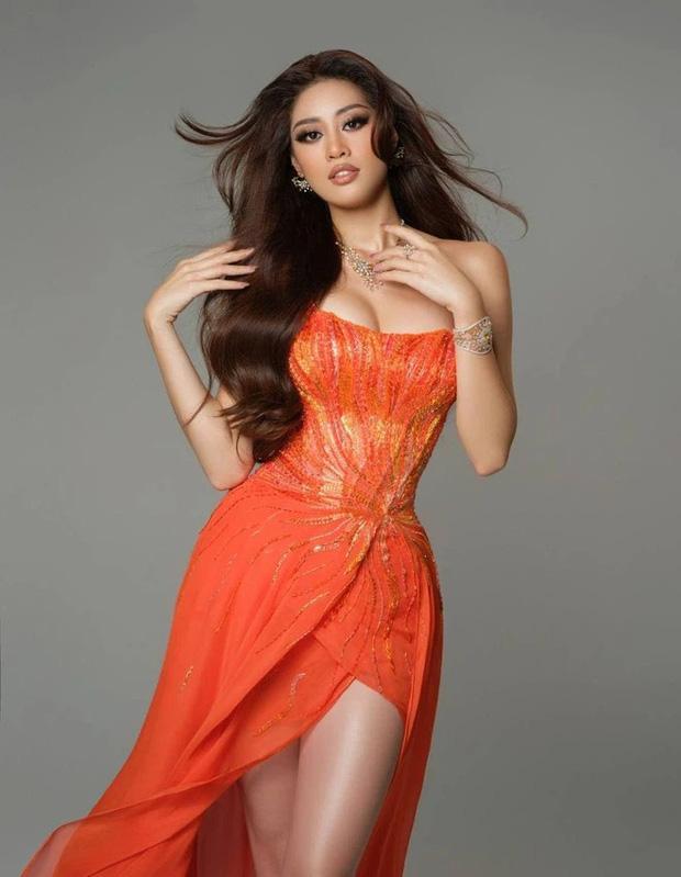 Khánh Vân lọt top 21 Miss Universe 2020, em trai nhắn 5 chữ đi vào lòng người-1