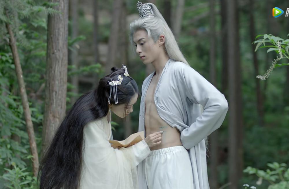 3 sao nam Trung Quốc mặt đẹp nhưng diễn đơ như robot-4