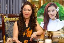 Vừa được trả Facebook, Vy Oanh lập tức viết status 'xọc' bà Phương Hằng