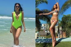 Bí quyết sở hữu dáng đẹp bốc lửa của Tân Hoa hậu Hoàn vũ 2020