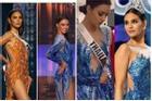 Hoa hậu Thái Lan bị khịa bắt chước 'lava catwalk' của Catriona - Miss Universe 2018