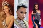 'Cú ngã ngựa' đau đớn của Nam Phi tại Miss Universe