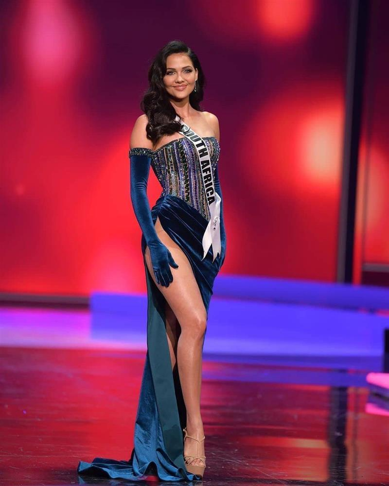 Cú ngã ngựa đau đớn của Nam Phi tại Miss Universe-3