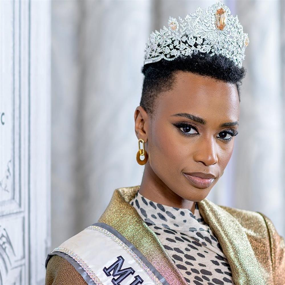 Cú ngã ngựa đau đớn của Nam Phi tại Miss Universe-9