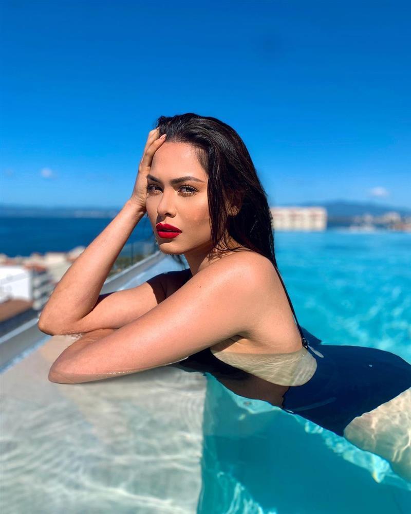 3 lần Mexico đăng quang Miss Universe: Andrea Meza kém sắc nhất-6