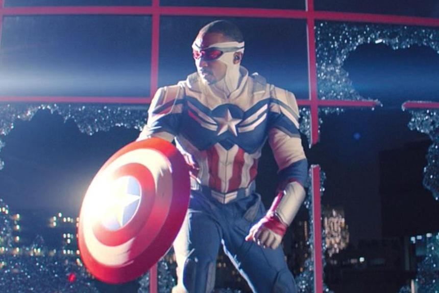 Hé lộ về Captain America trong phần 4-1