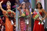 3 lần Mexico đăng quang Miss Universe: Andrea Meza kém sắc nhất