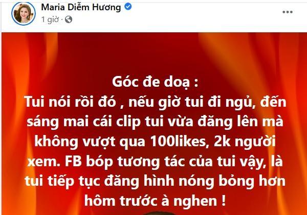 Diễm Hương nổi đóa khi dân mạng hóng ảnh khỏa thân-2