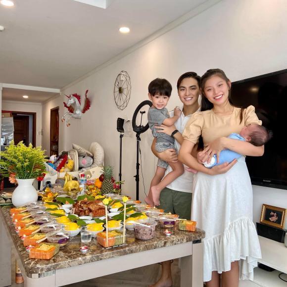 Bí quyết giúp Chúng Huyền Thanh giảm 15 kg sau 1 tháng sinh con thứ hai-3
