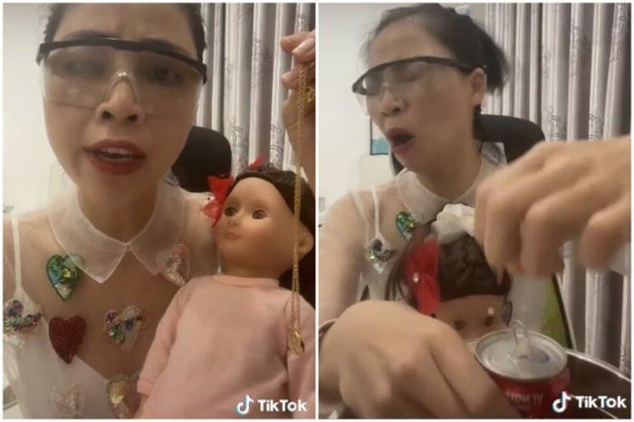 Thơ Nguyễn dỗi vì làm video búp bê theo yêu cầu nhưng đăng lên không ai xem-1
