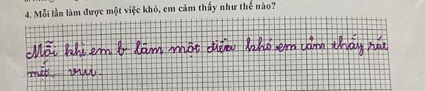 Học trò lớp 1 trổ tài viết văn miêu tả siêu lầy, người lớn đọc chỉ biết ôm bụng cười-3
