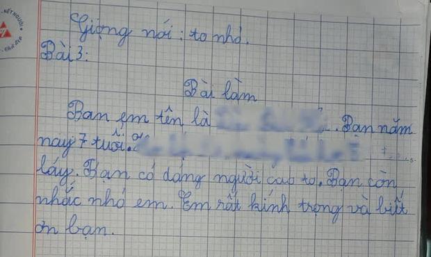 Nhóc lớp 3 làm văn tả cây cối, mẹ đọc xong chỉ muốn độn thổ-6