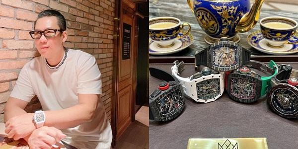 Loạt ảnh toát mùi tiền của giới siêu giàu Việt Nam-1
