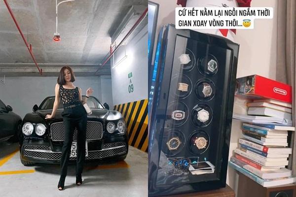 Loạt ảnh toát mùi tiền của giới siêu giàu Việt Nam-4