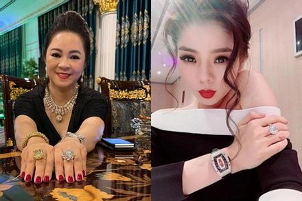 Loạt ảnh toát mùi tiền của giới siêu giàu Việt Nam
