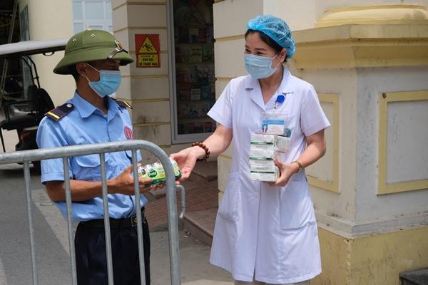 Vinamilk dành 2 triệu sản phẩm tiếp sức cộng đồng và tuyến đầu chống dịch-2