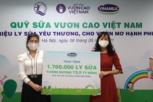 Vinamilk dành 2 triệu sản phẩm tiếp sức cộng đồng và tuyến đầu chống dịch-4