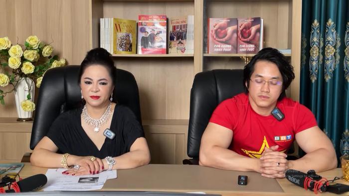 Bà Phương Hằng dọa phốt, Michiyo Phạm Ngà thách luôn: Thích tôi gửi clip 18+ cho-2
