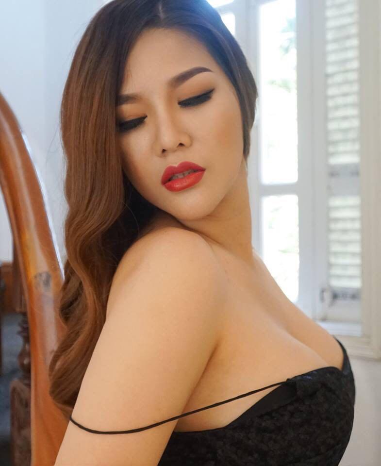 Bà Phương Hằng dọa phốt, Michiyo Phạm Ngà thách luôn: Thích tôi gửi clip 18+ cho-5