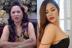 Bà Phương Hằng dọa phốt, Michiyo Phạm Ngà thách luôn: 'Thích tôi gửi clip 18+ cho'