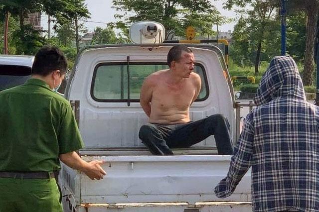 Tài xế taxi kể lại phút sinh tử với tên cướp và sự vô cảm của đại úy công an-1