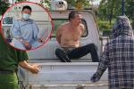 Người giúp tài xế bắt cướp kể lại: Anh giúp em với, nó là cướp nó đâm em-3